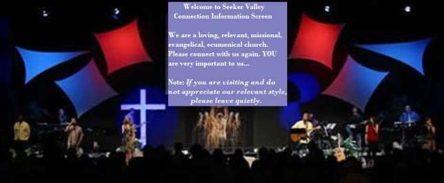 Conditionally Welcome (Humor)