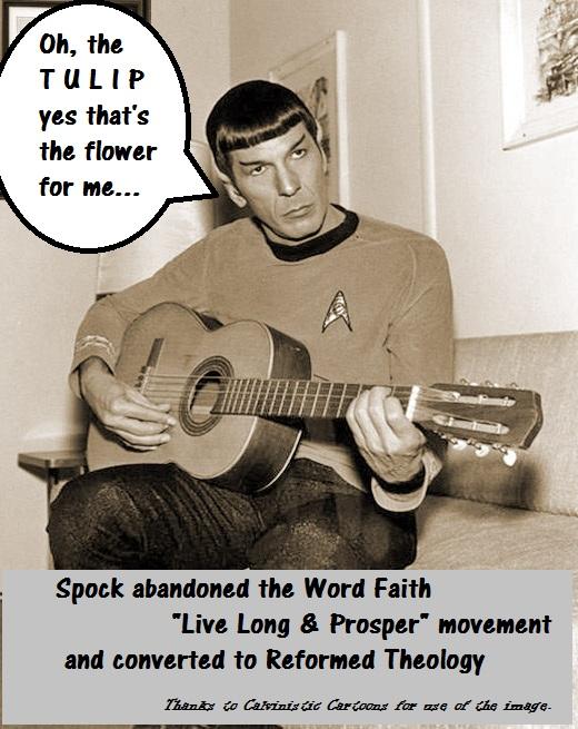 Spock & Roll (Humor)