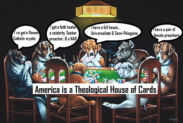 America is a Theological House of Cards (Satire)