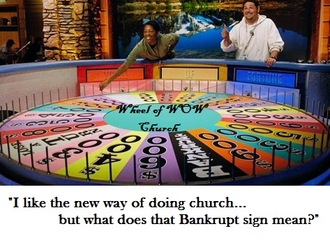 Wheel of Wow Church (Satire)
