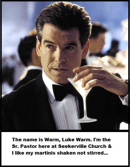 I'm Warm, Luke Warm (Humor)