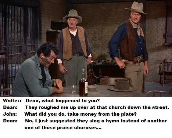 Western Wail (Humor)