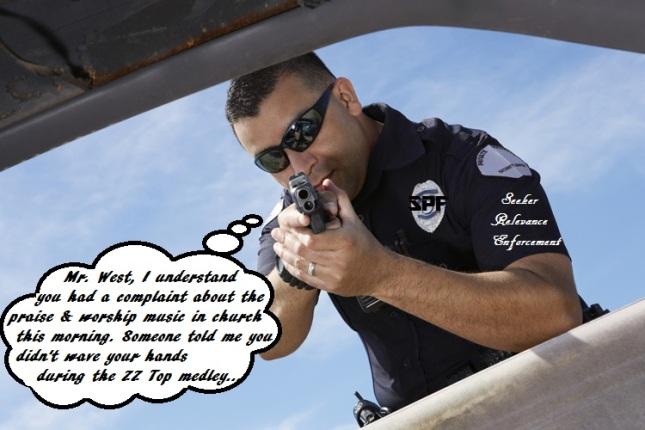 Relevance Enforcement (Humor)