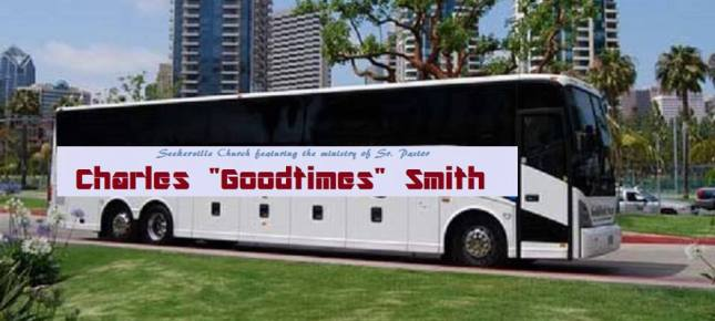 Brand-Building Seeker Bus (Satire)