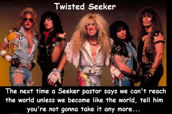 Twisted Seeker (Satire)