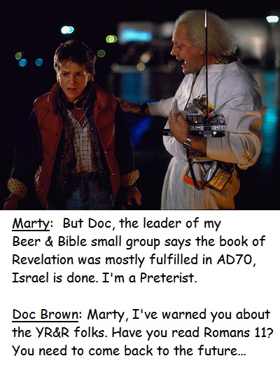 Back to the Future (Humor)