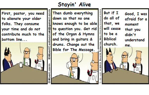 Church Consultant (Humor)