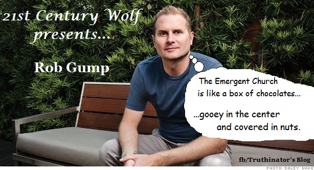 Rob Gump (Humor)