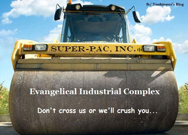 Evangelical Industrial Complex