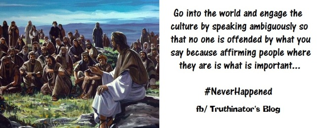 #NeverHappened