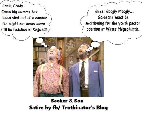Seeker & Son (Humor)