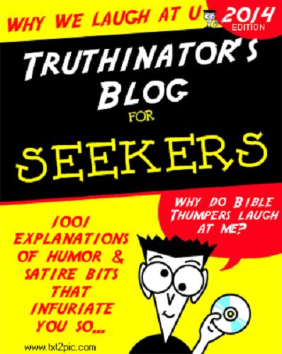 Tbfordummies Truthinator S Blog